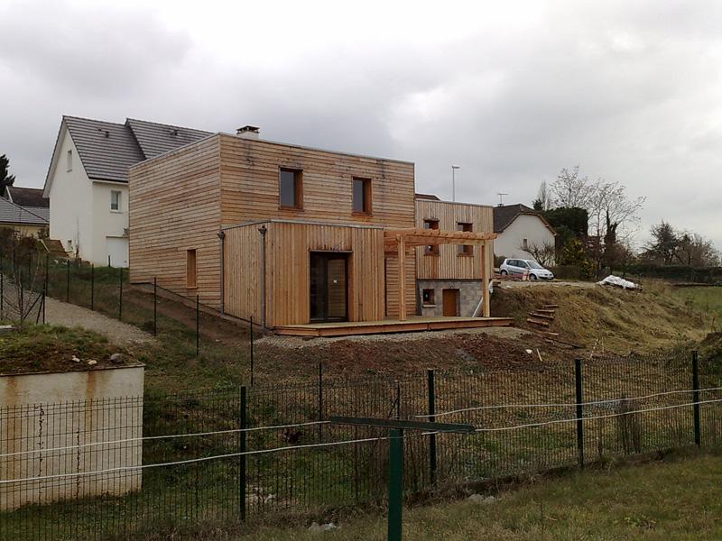 Cout construction maison individuelle cout de for Cout construction maison rt 2012