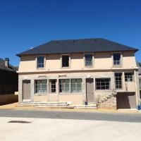 Rénovation maison de bourg - Maitrise d'oeuvre restauration